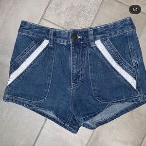 EUC Free people shorts